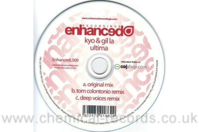 Kyo & Gil La - Ultima out now on Enhanced Limited!