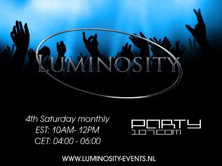 Luminosity Sessions Debut with Pedro Del Mar and Vast Vision (01-24-09)