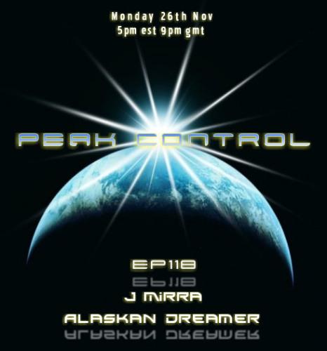 Peak Control 118 with J Mirra and Alaskan Dreamer (11-26-07)