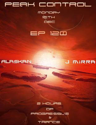 Peak Control 120 with Alaskan Dreamer and J Mirra (12-10-07)