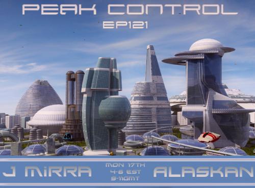 Peak Control 121 with J Mirra and Alaskan Dreamer (12-17-07)