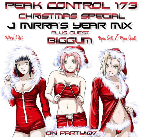 Peak Control 173 Christmas Special with J Mirra and Biggum (12-22-08)