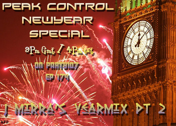 Peak Control 174 New Years Special - J Mirra Yearmix Part 2 (12-29-08)