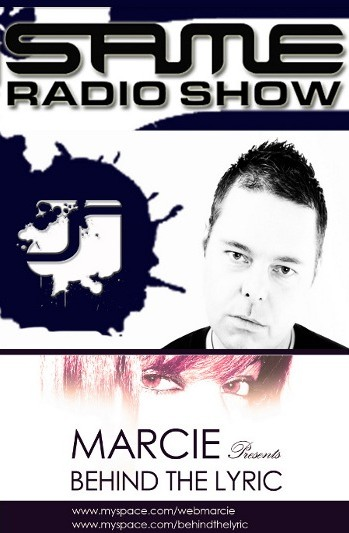 Two Tuesday Premieres: SAME Radio Show with Steve Anderson and Behind The Lyric with Marcie