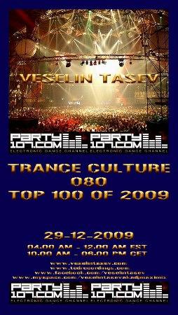 Trance Culture Top 100 of 2009 (12-28-09)