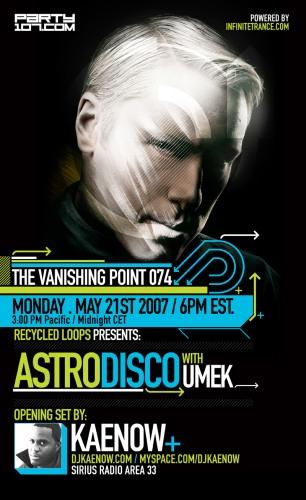 The Vanishing Point 074 with Kaenow and Umek (05-21-07)!
