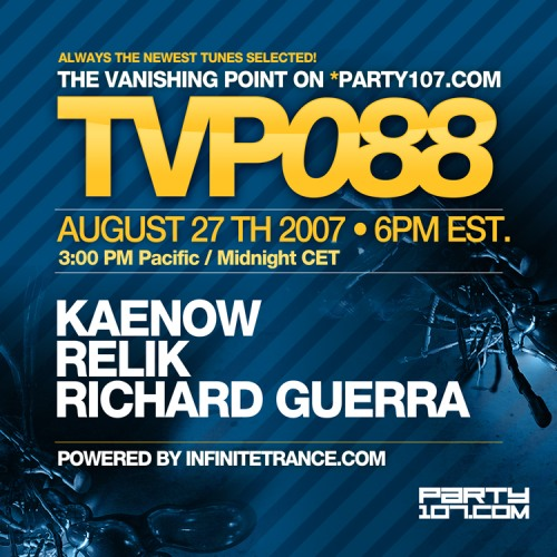 The Vanishing Point 088 with Kaenow, Relik, and Richard Guerra
