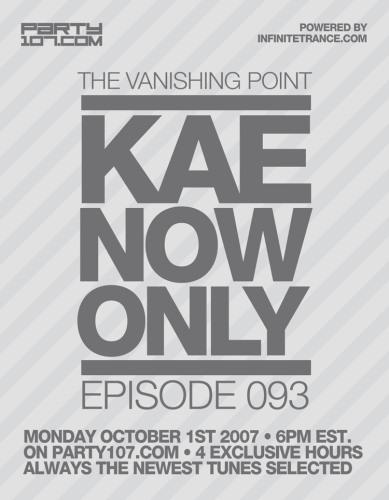 The Vanishing Point 093 with Kaenow (10-01-07)
