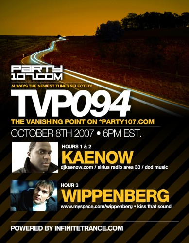The Vanishing Point 094 with Kaenow and Wippenberg (10-08-07)