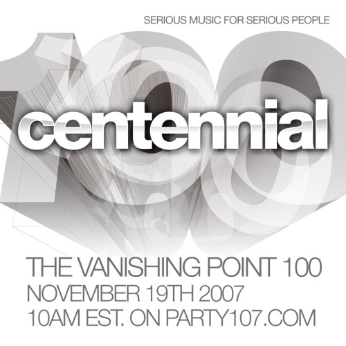 The Vanishing Point 100 is Coming (11-19-07)