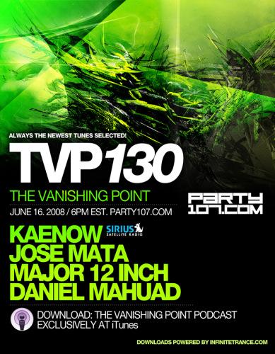 The Vanishing Point 130 with Kaenow, Jose Mata, Major 12 Inch, and Daniel Mahuad