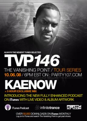 The Vanishing Point 146 with Kaenow (10-06-08)