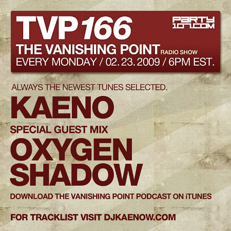 The Vanishing Point 166 with Kaeno and Oxygen Shadow (02-23-09)