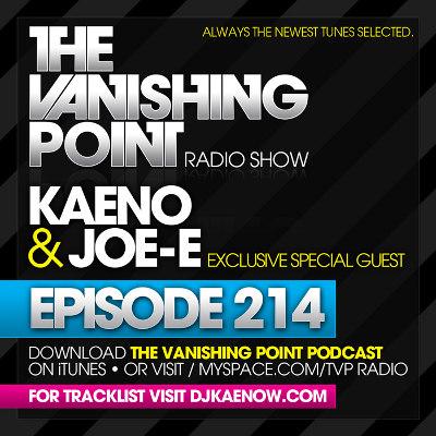 The Vanishing Point 214 with Kaeno and Joe-E (2010-01-25)